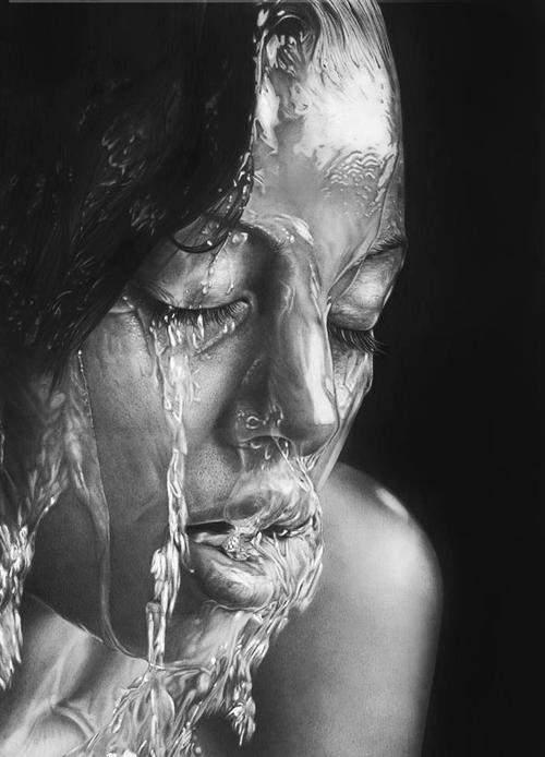 Фотореалистичные карандашные рисунки