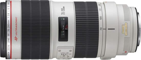 Canon EF 70-200 мм f2.8L IS II USM
