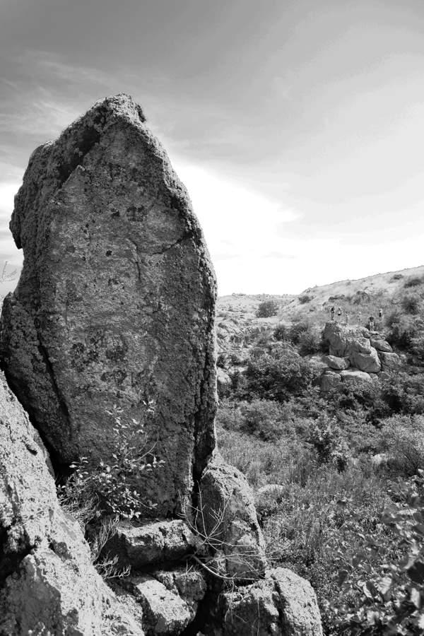 Долина дьявола Актовский каньон
