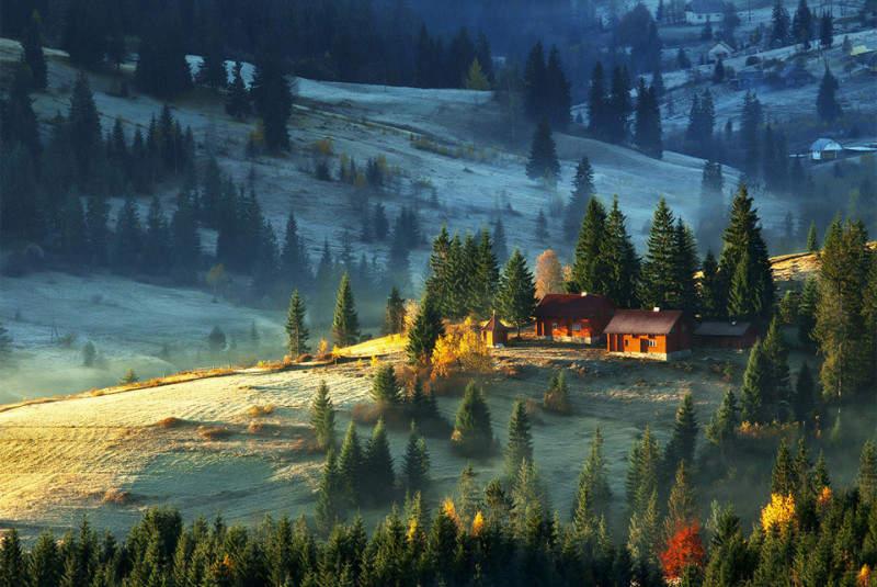 Фотографии гор Красивые горы со всего мира 3