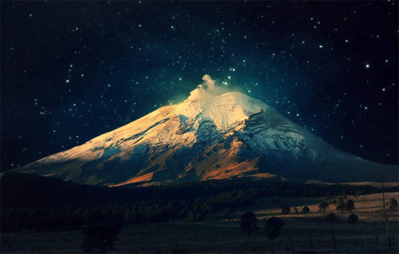 Фотографии гор Красивые горы со всего мира 5