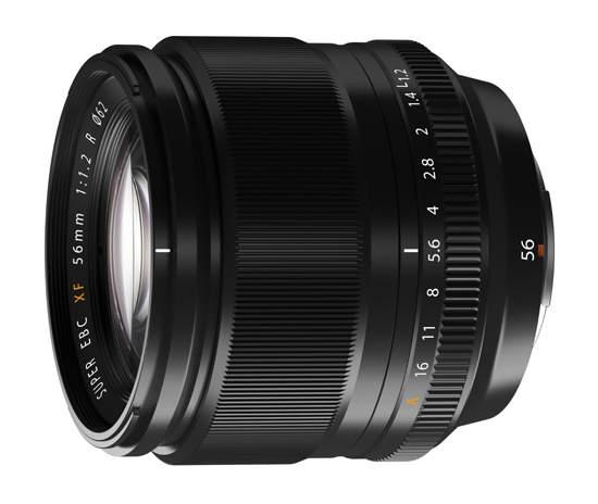 объектив Fujifilm XF 56 мм F1.2 R