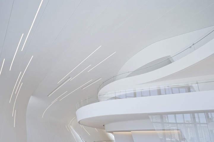 Архитектор Заха Хадид (Zaha Hadid)