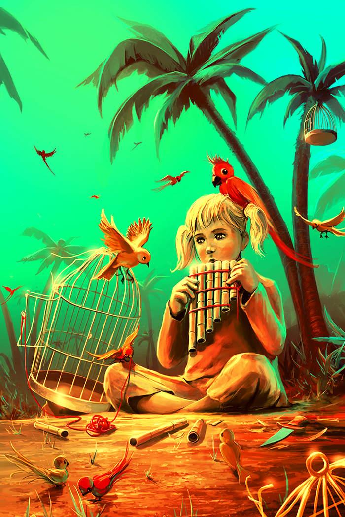 Кирилл Роландо (Cyril Rolando) и его цифровое искусство 8
