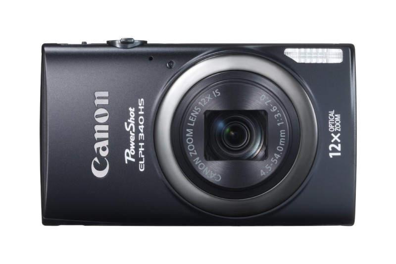 Лучшая недорогая мыльница - Canon 340 HS 3