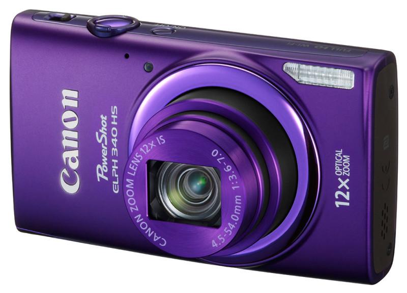 Лучшая недорогая мыльница - Canon 340 HS