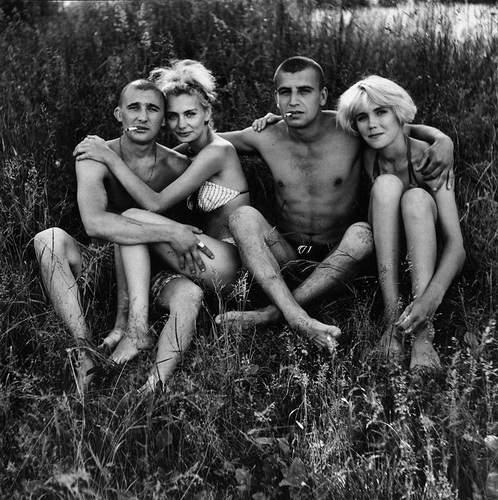 Николай Бахарев и фотопроект Отношение 20