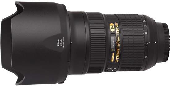 Nikon AF-S Nikkor 24-70 мм f2.8G ED