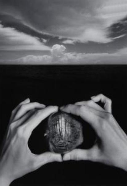 Отец сюрреалистической фотографии Джерри Уелсмен (Jerry N.Uelsmann) 17
