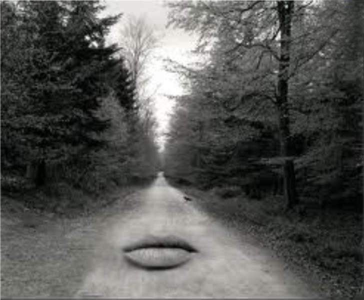 Отец сюрреалистической фотографии Джерри Уелсмен (Jerry N.Uelsmann) 5