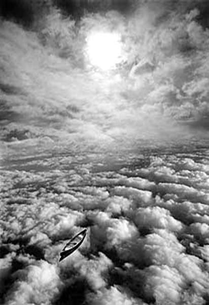 Отец сюрреалистической фотографии Джерри Уелсмен (Jerry N.Uelsmann) 9
