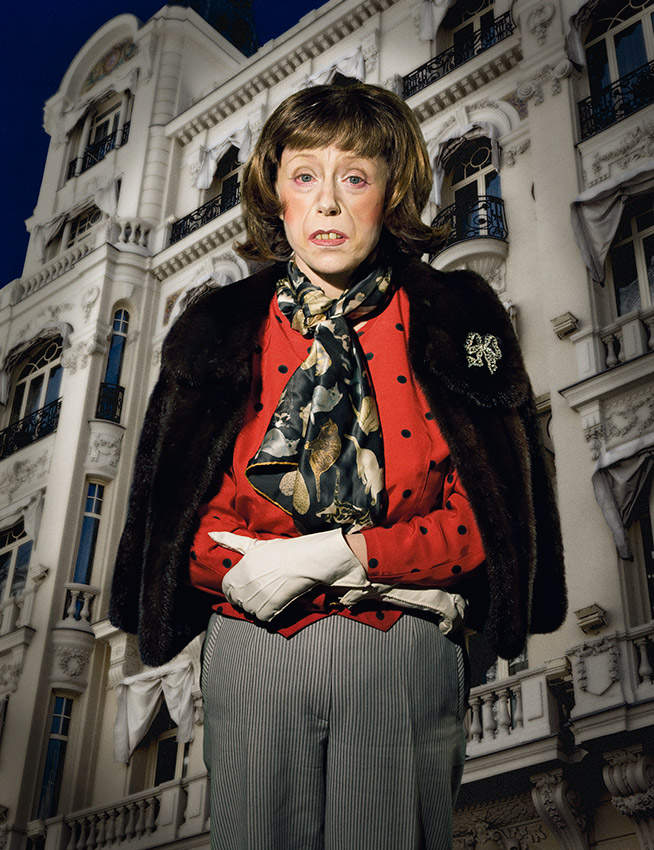 Синди Шерман (Cindy Sherman) 6