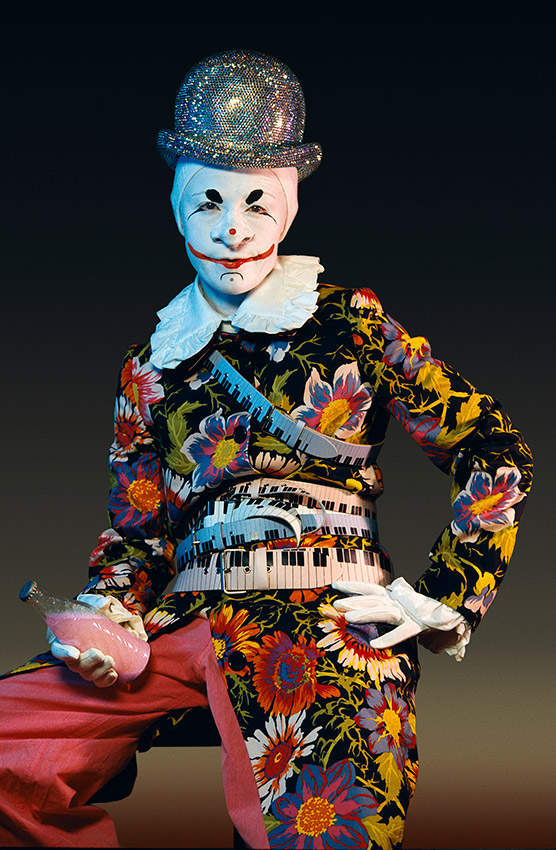Синди Шерман (Cindy Sherman) Clowns 2