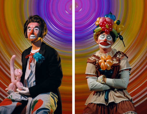 Синди Шерман (Cindy Sherman) Clowns 3