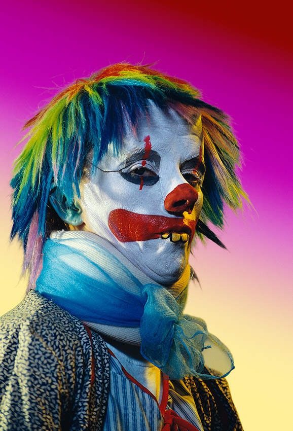 Синди Шерман (Cindy Sherman) Clowns 4