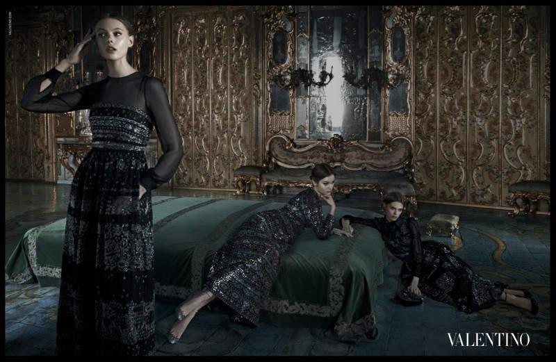 Величайшая фотограф моды – Дебора Тюбервиль (DeborahTurbeville) 16