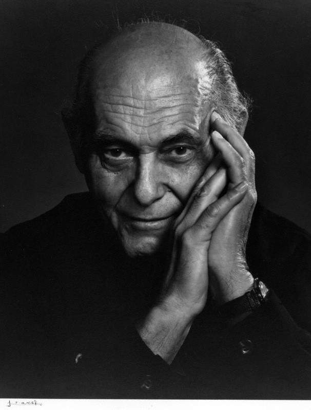 NPG P490(73); Sir Georg Solti by Yousuf Karsh