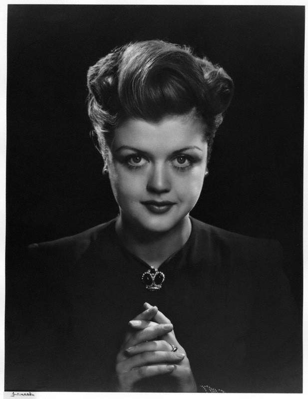 NPG P490(45); Angela Brigid Lansbury by Yousuf Karsh