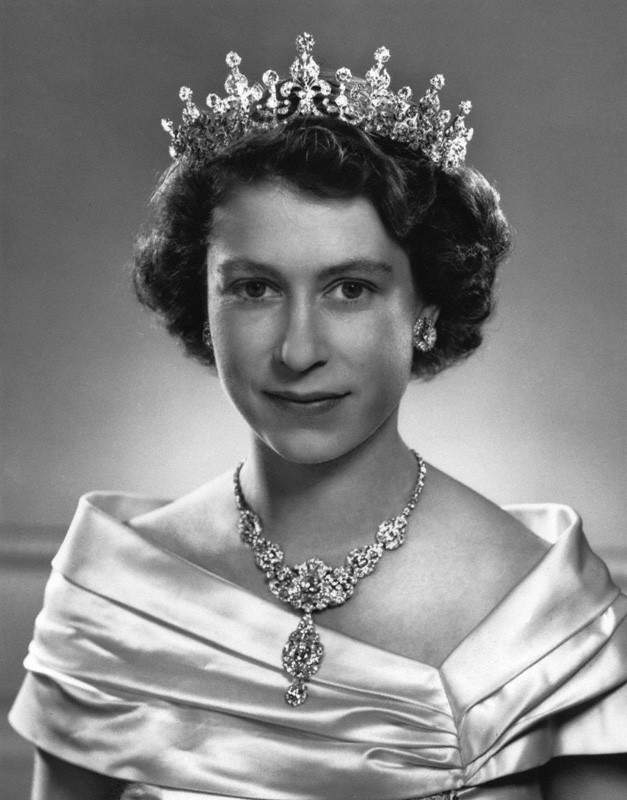 NPG P336; Queen Elizabeth II by Yousuf Karsh