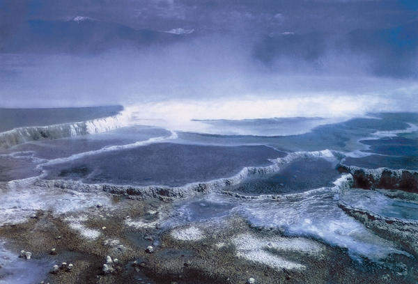 Великий пейзажист Ансел Адамс (Ansel Adams) 10