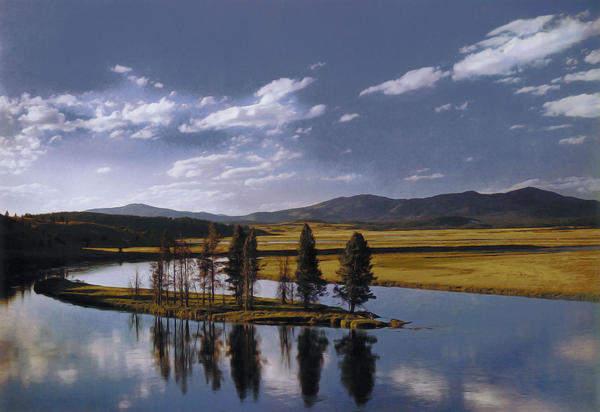 Великий пейзажист Ансел Адамс (Ansel Adams) 18
