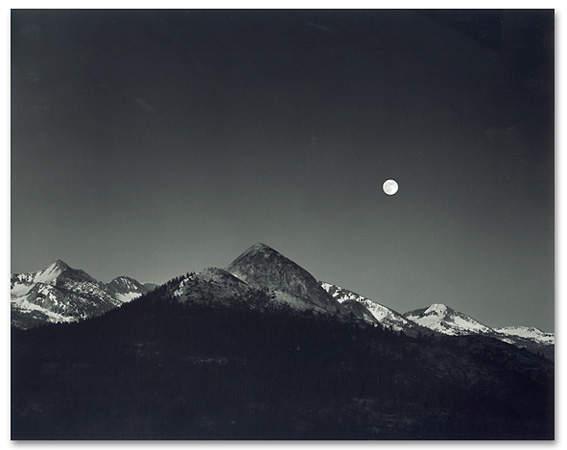 Великий пейзажист Ансел Адамс (Ansel Adams) 27