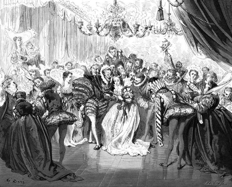 «Золущка» Гюстава Доре, 1867 год 2