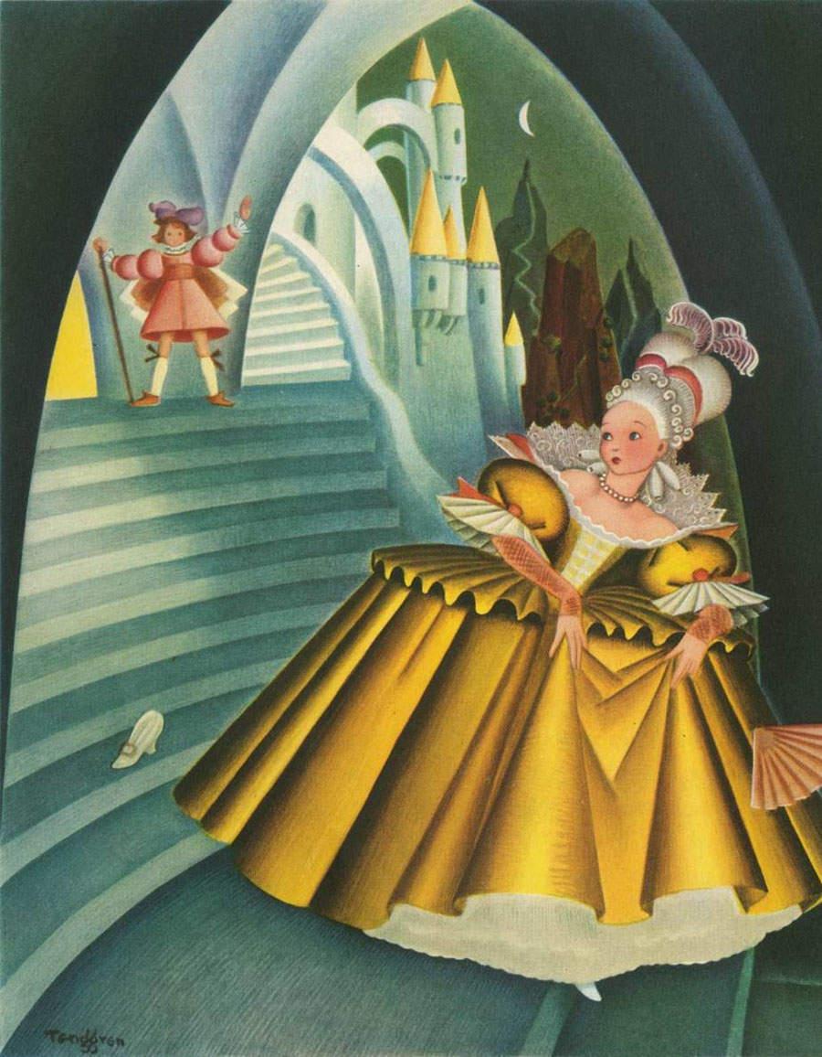 «Золушка» Густафа Тенгрена, 1942 год
