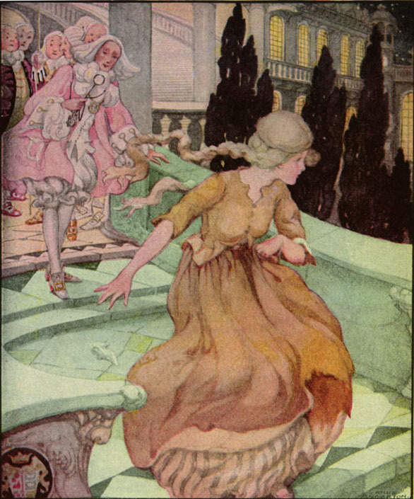 «Золушка» Анны Андерсон, 1935 год