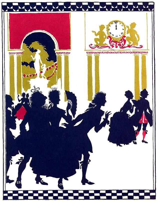«Золушка» Артура Рэкема, 1919 год 2