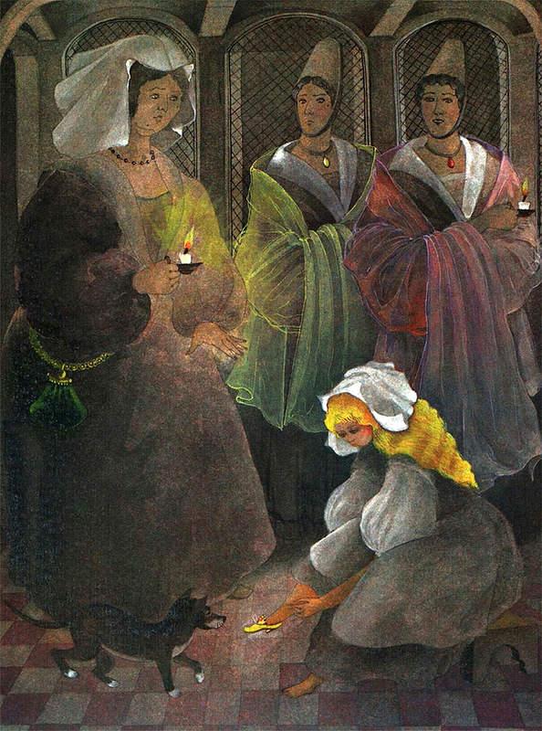 «Золушка» Ольги Кондаковой, 1989 год 2