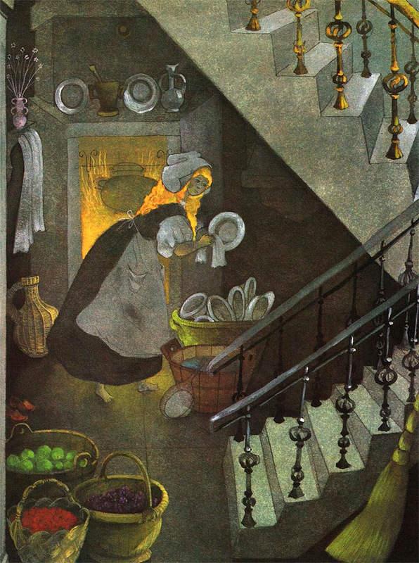 «Золушка» Ольги Кондаковой, 1989 год 3