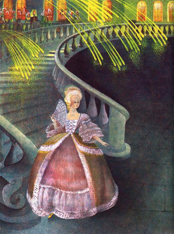 «Золушка» Ольги Кондаковой, 1989 год