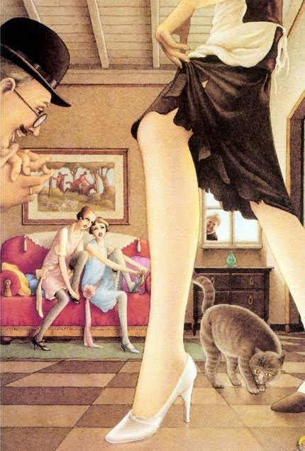 «Золушка» Роберта Иннокенти, 1983 года 2