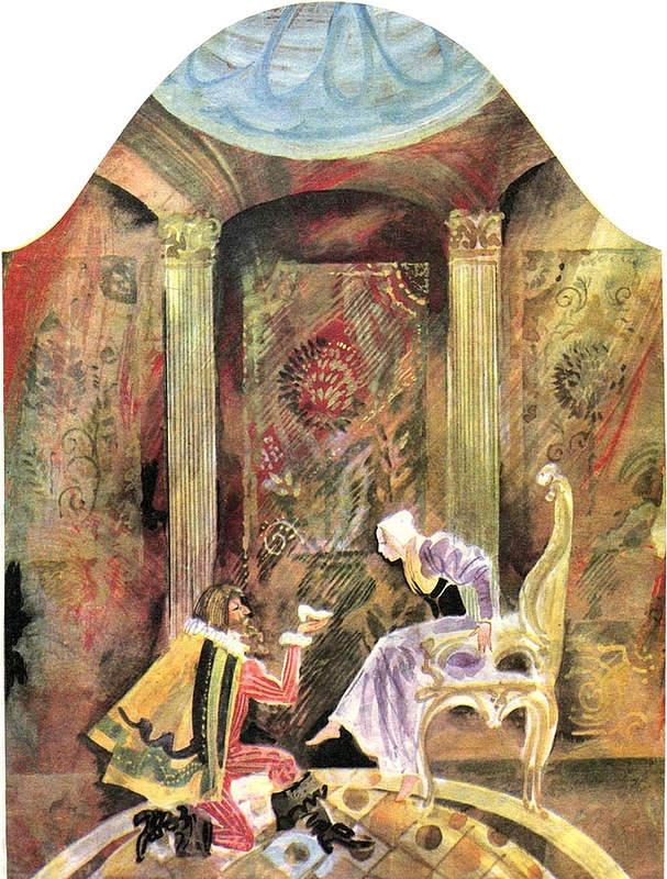 «Золушка» Светозара Острова, 1977 года 3