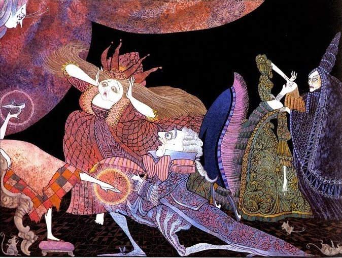 «Золушка» Эррола Ле Кайна, 1972 года