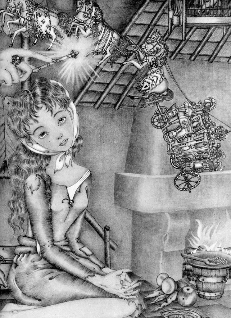 «Золушка» Андриенны Сегюр, 1951 год