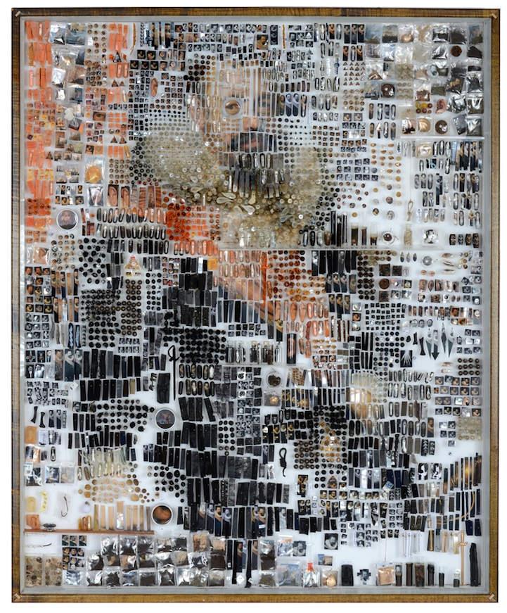 Художественные инсталляции Майкла Мэйпса (Michael Mapes)