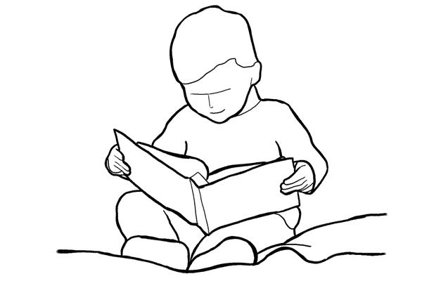 Позы для фотосессии ребенка