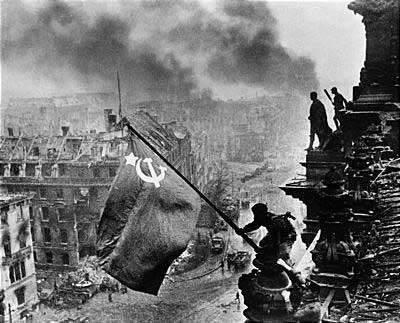 10 величайших советских фотографов - Евгений Халдей