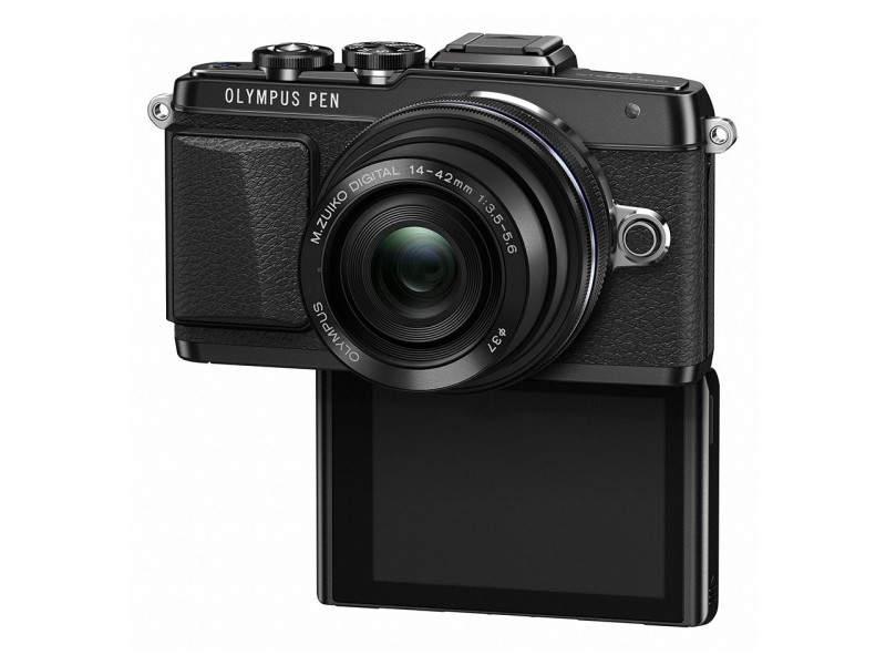 Беззеркальный фотоаппарат Olympus PEN E-PL7. Анонс 2