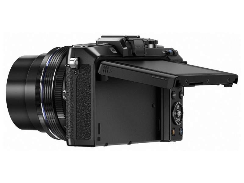 Беззеркальный фотоаппарат Olympus PEN E-PL7. Анонс 4