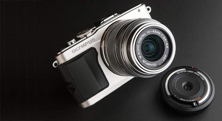 Беззеркальный фотоаппарат Olympus PEN E-PL7. Анонс 5