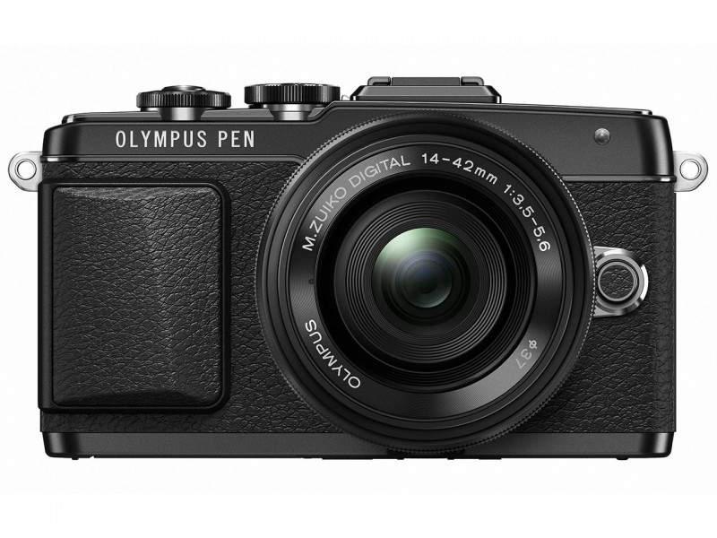 Беззеркальный фотоаппарат Olympus PEN E-PL7. Анонс