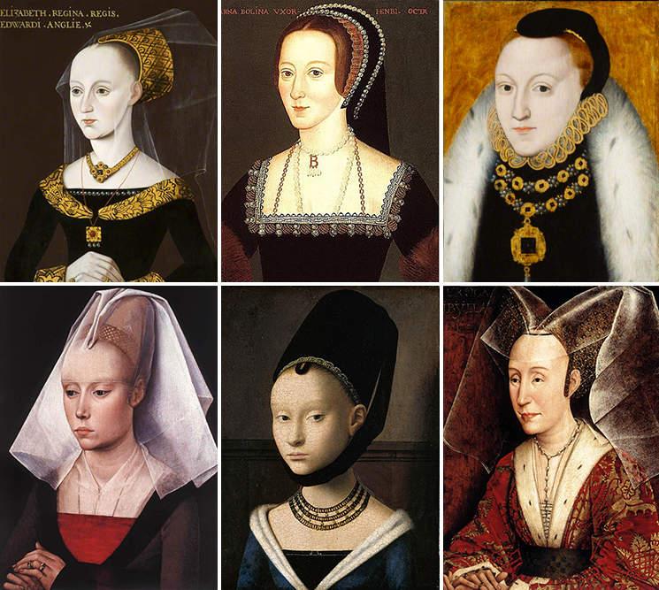Эволюция женской красоты. Странные тенденции Большой лоб Ренессанс