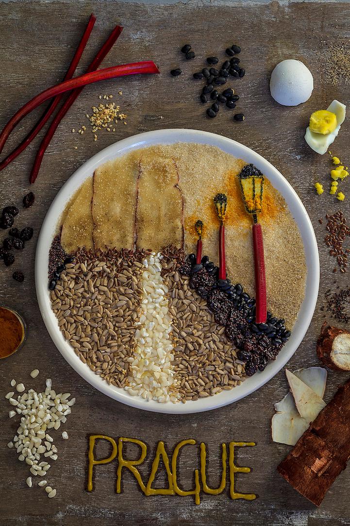 Стильный Food Art от Анны Джойс и Агустина Ньето