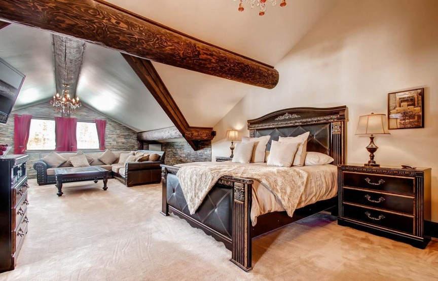 Шикарный особняк в горах за 5,5 млн. долларов