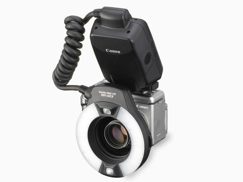 Лучшая кольцевая вспышка - Canon Macro Ring Lite MR-14EX II