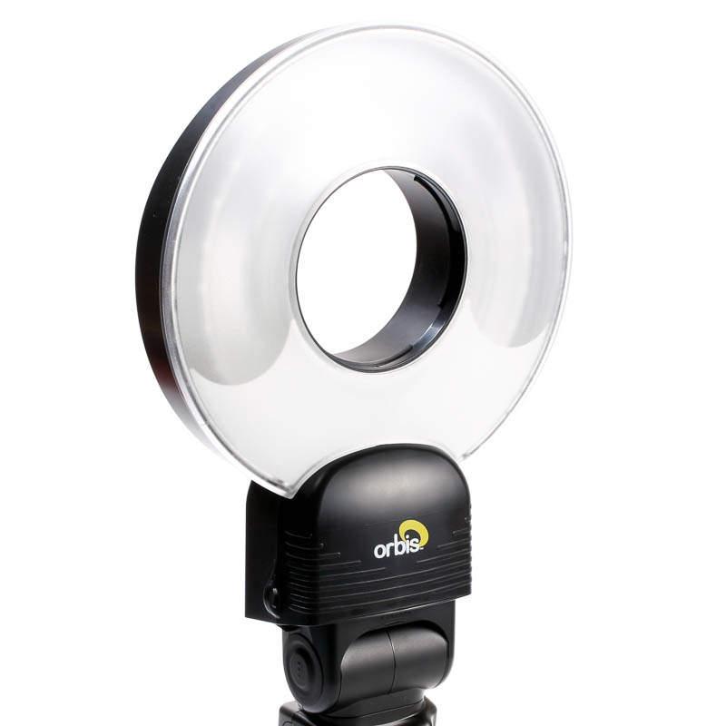 Лучшая кольцевая вспышка - Orbis Ringflash Adapter