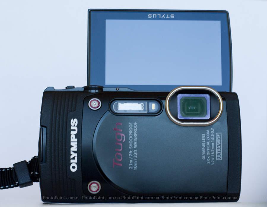 Olympus Stylus TG-850 3
